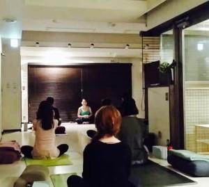 haruka夜のクラス