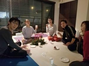 Haruka先生2019年クリスマス3